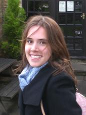 Student Talk Series: Eva Strawbridge @ noon in Olin 268