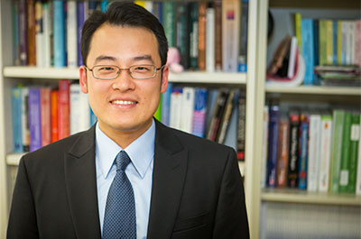 Student Talk: Jimmy Chen,        September 21 at noon in Olin 268