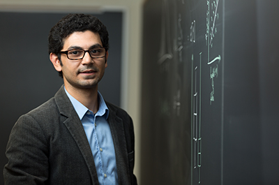 Student talk:  Owais Gilani, noon on January 25 in Olin 268